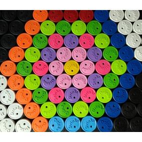 Tapas De Plastico Con Perforacion X U