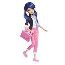 Miraculous Ladybug Marinette Muñeca Tipo Barbie. Bandai