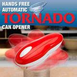 Manos Libres Tornado Automática Abrelatas