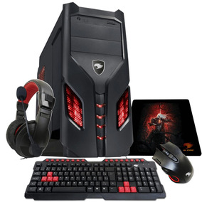 Pc Gamer G-fire A4 7300 8gb 1tb Hd8470d 2gb Gkh Htg-96