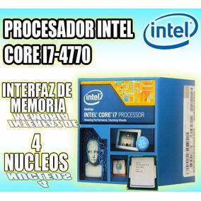 Procesador Intel Core I7-4770 - Solo Micro Oem