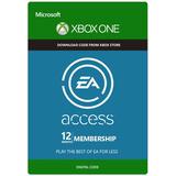Suscripción A Ea Access 12 Mes - Xbox One