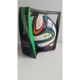 Balon adidas Brazuca Omb Mundial 2014 Match Ball