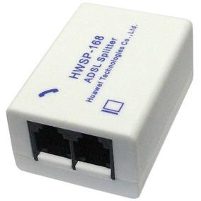 Filtro Splitter Adsl Huawei: Hwsp168. Para Modem Y Telefono