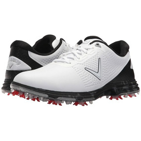 Dawgs - Zapatos de Golf para Mujer Negro Black with Soft Pink kNFbSq89w