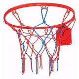 Aro De Basket Basquet N7 Red Resorte Listo Para Colgar!!!