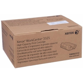 Toner Xerox 3325/3315 Recarga De Su Cartucho/garantia