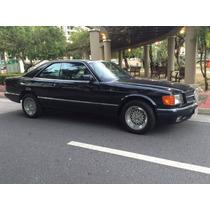 Mercedes Benz 560 Sec 1989