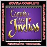 Caminho Das Índias Em 20 Dvds Novela Completa - Frete Grátis