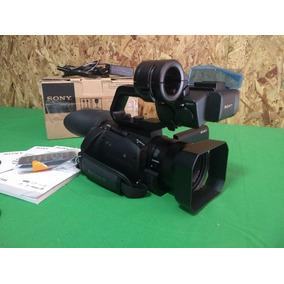 Câmera Filmadora Sony Pxw-x70 Xdcam (muito Nova)