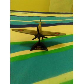 Aviao Miniatura Em Metal E Plastico, Maisto