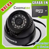 Camara De Vigilancia [graba En Microsd Incluida] Mod. S802b