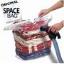 Embalagem Saco À Vácuo Jumbo Orig Organiza Roupa Cobertor