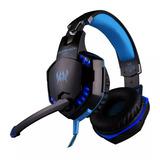 Headset Gamer Kotion Each G2000,heardfone Gamer Menor Preço