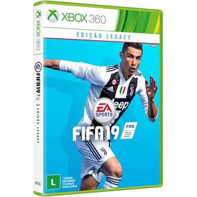 Jogo Fifa 19 - Fifa 2019 Xbox 360