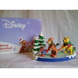 Adornos Disney W. Pooh Navidad Decoración