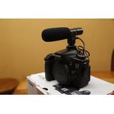 Canon 70d Solo Liveview + Micrófono