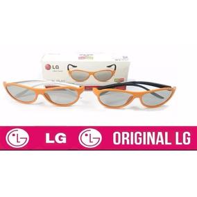 Par Óculos 3d Dual Play Lg Ag-f400dp Original Novo!!!