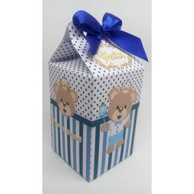 Caixa Milk Urso Príncipe - 40 Und