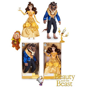 Disney Store Bella & Bestia - Bella Y Bestia Clasicos 2017
