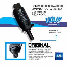 Esguicho Aguá Motor Eurovan 93 276 186 Gm Original Novo