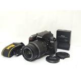 Camara Nikon D3300 Reflex ¡envio Gratis!