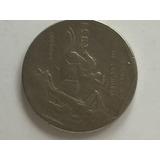 Escasa Moneda De 10 Pesos Colombianos Del Año 1983