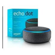 Caixa De Som Echo Dot Smart Alexa 3 - 3163