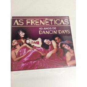 As Frenéticas - 40 Anos De Dancin Days - Box Com 4 Cds