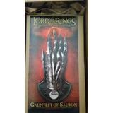 Señor De Los Anillos Guante De Sauron! United Cutlery