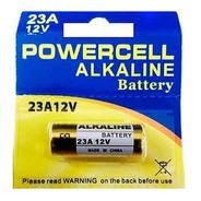 Pila A23 12v. 23a Para Controles Remotos Alcalina