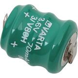 Bateria Dantona Recargable 3.6 Volt. 80 Amp. Battery Master