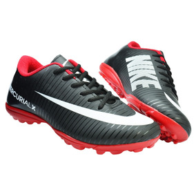 Chuteira Magista Vermelha Adultos Society Nike - Chuteiras Preto no ... fed667a1423be