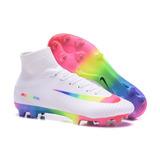 Botines Nike Superfly V B/colors - A Pedido De 15 A 25 Dias