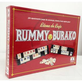 Burako Lujo Toda Familia Rummy Juegos De Mesa En Mercado Libre