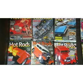 Revista Hot Rods - Complete Sua Coleção , Vários Números