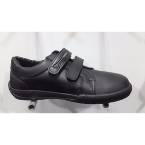 Nuevos Zapatos Escolares Pocholin Originales Para Ninos 36