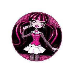 Festa Monster High Toppers De 5cm 30unidades