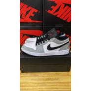 Air Jordan 1 Low Smoke Grey