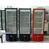 Expositora 380 Litros Metal Frio 220v Produto Restaurado