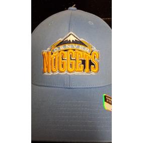 Gorra Denver Nuggets Nba adidas Structured Color De Equipo 92d06dfcdee
