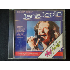Janis Joplin - The Very Best Of Janis Joplin - Cd