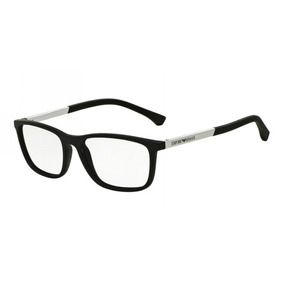 Arma O Emporio Armani Plaqueta Oculos Parafuso P - Armações de ... 00251656cb