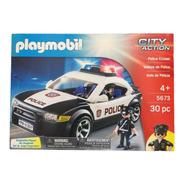 Playmobil 5673 Carro Policial City Action Geobra