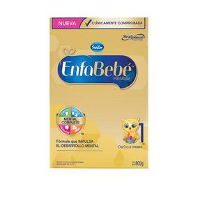 Enfabebe 1 Premium 0 A 6 Meses 800 Grs
