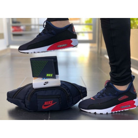 Zapatos Hombre, Combo, Tenis+canguro+cartera