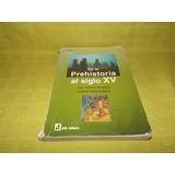 De La Prehistoria Al Siglo Xv / J.a. Bustinza- A-z Editora