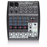 Consola Behringer Xenyx 802 4 Canales Mixer Estudio Vivo