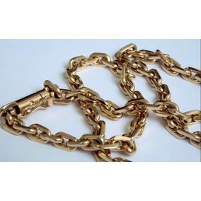 Corrente Cartie Masculina Ouro 18k Maciça 65cm 40grs