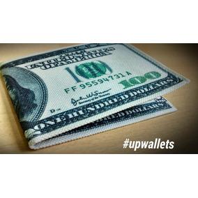 Carteira Masculina Feminina Dollar